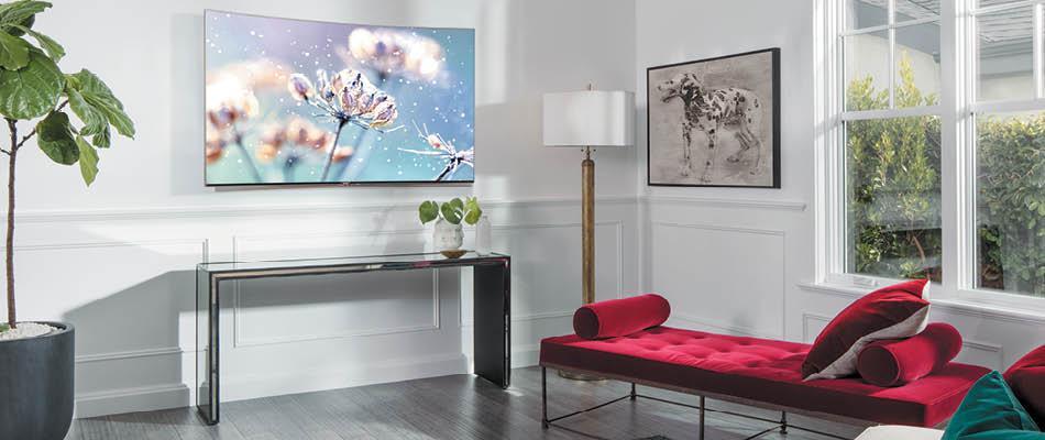 HDTV & Satellite