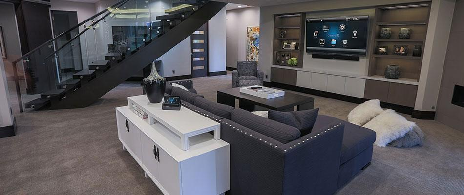 Smart Homes Design. Smart Home Design Camrose AVU