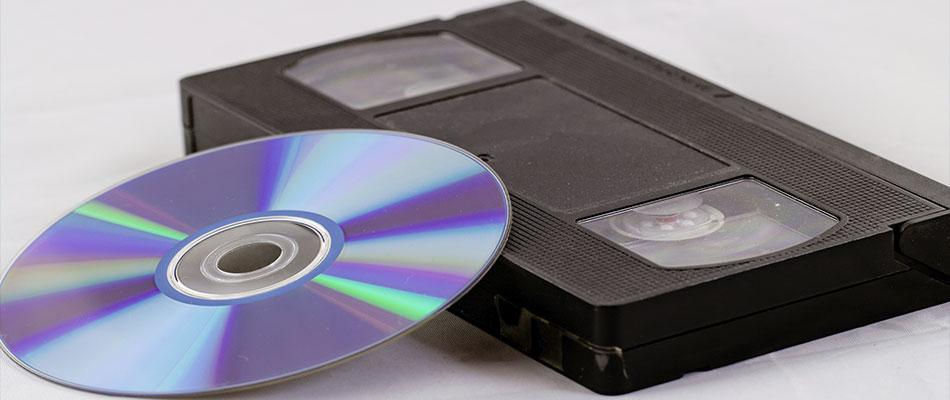 Tape-to-DVD Transfer