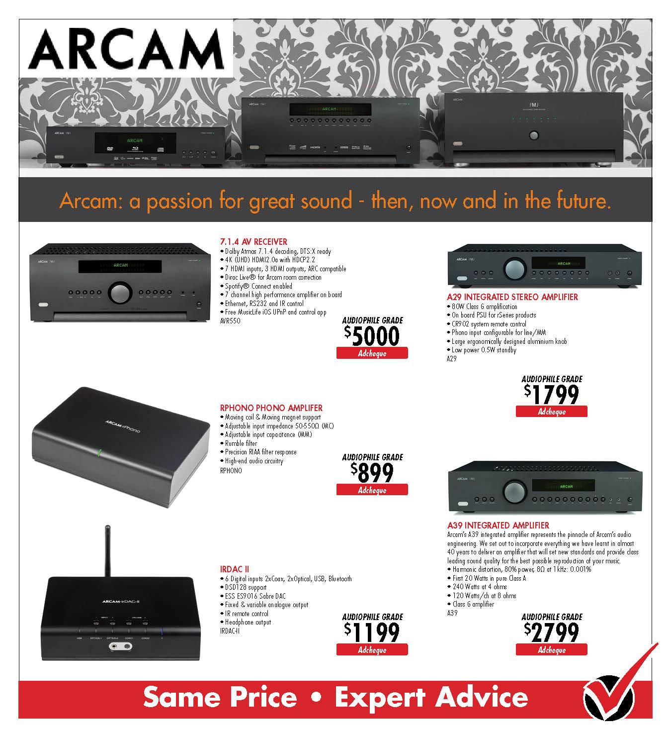Product Catalog | Denomy's TV AVU