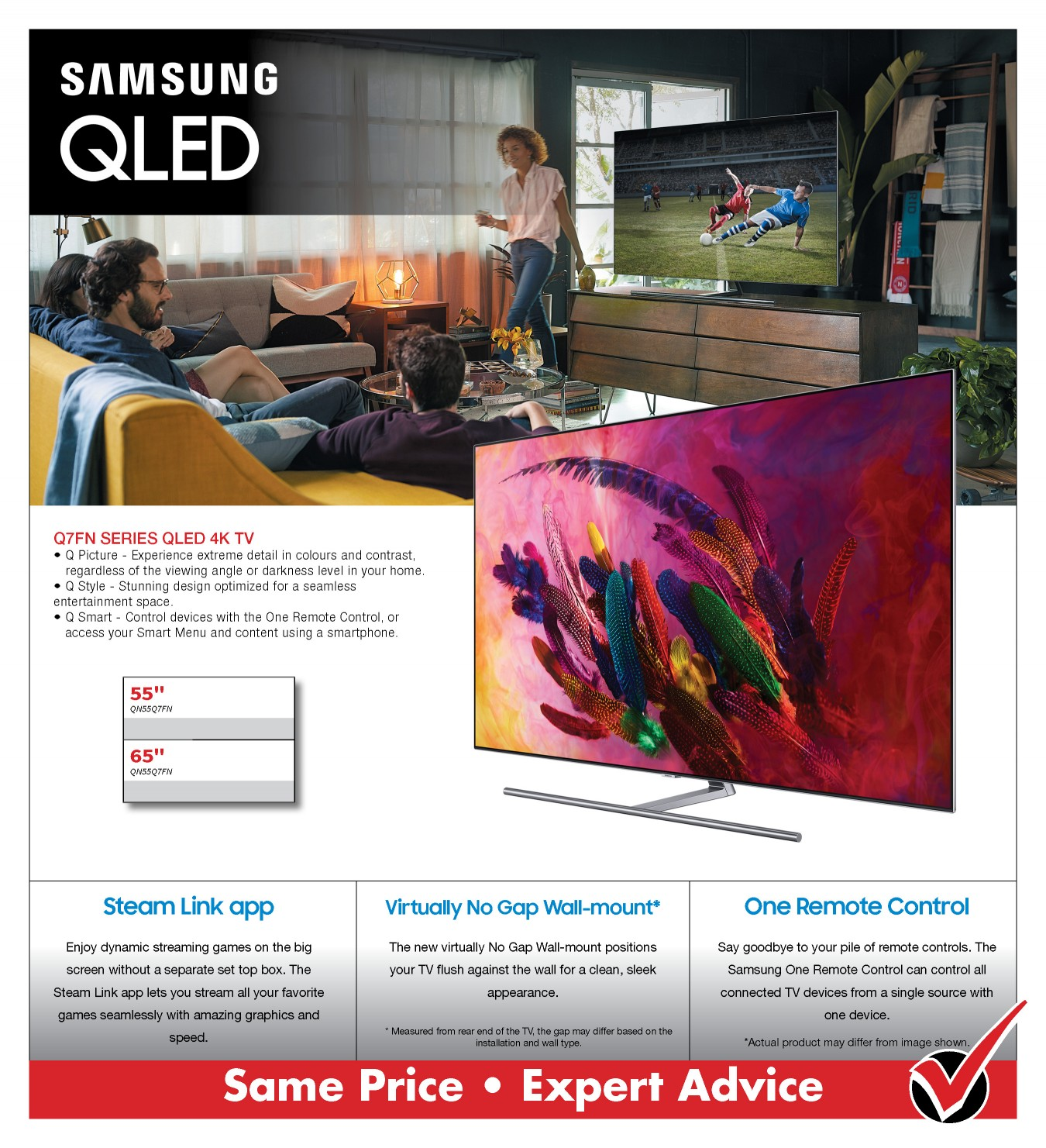 Samsung Q7FN QLED