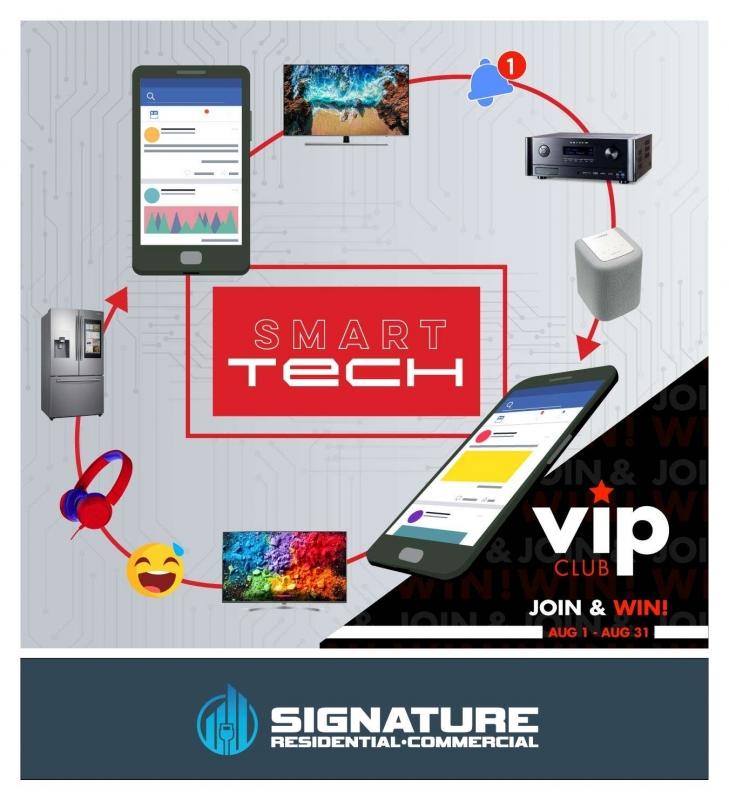 Flyer / August / Smart Tech 2019