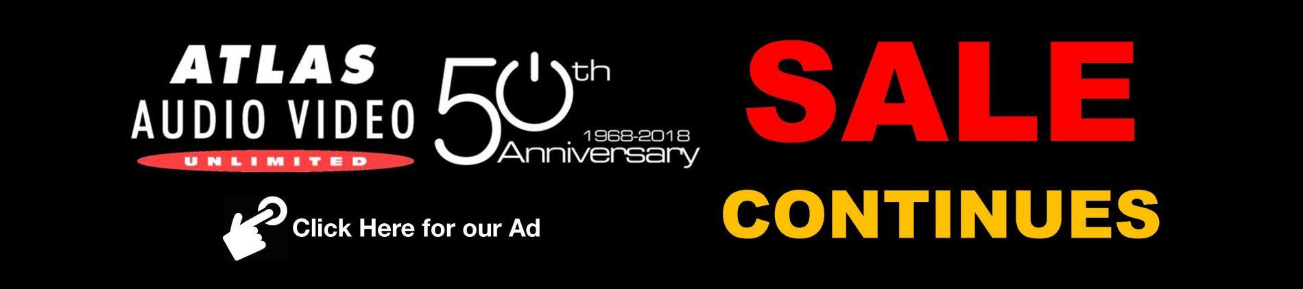 50th Anniversary Pre Event Slider