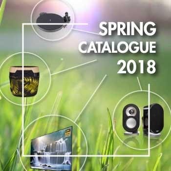 Spring 2018 Catalogue