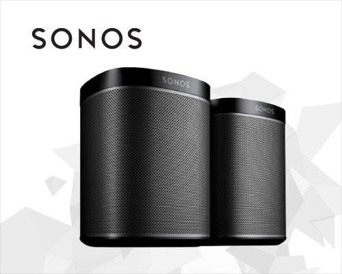 Sonos Play:1 pair promotion
