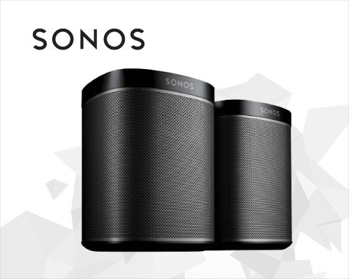 Sonos Play:1 pair promotion