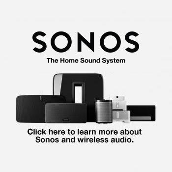 Sonos the expandable wireless home sound system.