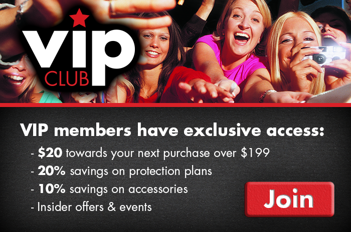 VIP Club Sign-Up