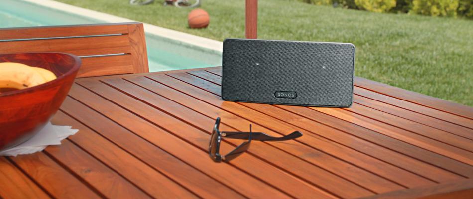 Multi-Zone & Outdoor Audio